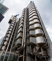 _DSC5448 (durr-architect) Tags: lloyds london building architecture modern richard rogers partnership hightech company headquarters office stainless steel facade