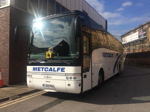 Metcalfe Coaches - YJ03 PHA ' Eindhoven 💎 Diamond '