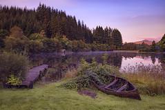 Loch Ard, Trossachs (J McSporran) Tags: scotland trossachs lochard milton lochlomondandtrossachsnationalpark boathouse jetty benlomond landscape canon6d ef1635mmf4lisusm
