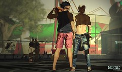 My friend brother - #Look 025 Boss Style (Boss Style -Blogger's-) Tags: photo foto photographer fotografia reatrato portrait male moto motorcycle motorbiker biker man boy guy garoto homem menino rapaz moda fashion vogue pretty beauty grace loveliness glamor glamour second life segunda vida jogo plataforma game set play music rock motorcyclist helmet turlaccor comesoonposes poses pose jacket rocker comesoonposesposes shot doll avatar art sl artists events blog bossstylestyle blogger cats unorthodox store love