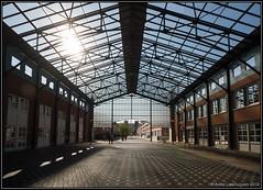 Former abattoir (Ciao Anita!) Tags: denhaag thehague laia zuidholland nederland netherlands olanda laakkwartier slachthuis abattoir mattatoio tegenlicht controluce backlight