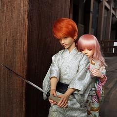Narin 411 & Narae 408 (bimong11) Tags: narin narae art bimong doll