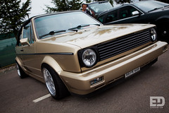 """Golf Mk1 Cabrio • <a style=""""font-size:0.8em;"""" href=""""http://www.flickr.com/photos/54523206@N03/6959829050/"""" target=""""_blank"""">View on Flickr</a>"""