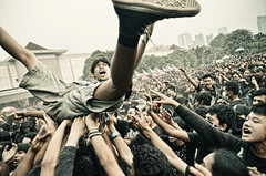 Moshing (syukaery) Tags: music festival rock metal indonesia concert stage extreme band jakarta senayan 1755mm hammersonic