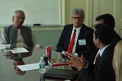 2011 - 2012: Mayer/Empower Presentation to Mohammed Yunus (Institute for Global Leadership) Tags: yunis igl instituteofgloballeadership