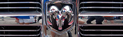 Dodge Ram (elatawiec62) Tags: auto car race texas racing nascar tms texasmotorspeedway samsungmobile500 samsungmobile5002012