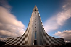Hallgrmskirkja church in Reykjavk, Iceland ([DEADCITIES]) Tags: p43
