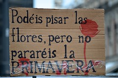 Primavera (Xurxo Martínez) Tags: madrid sol 12m 13m spanishrevolution indignados tomalaplaza 12m15m