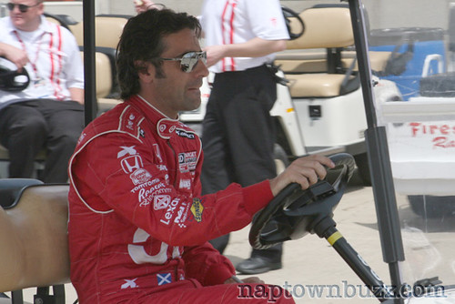 """Indy 500 Opening Day: Dario Franchitti • <a style=""""font-size:0.8em;"""" href=""""http://www.flickr.com/photos/78612590@N05/7212941136/""""  on Flickr</a>"""