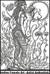 Indian Female Art - Pen Drawing - Line Drawing - Artist Anikartick,Chennai,India (ARTIST ANIKARTICK (VASU engira KARTHIKEYAN)) Tags: art pen sketch artist anika sketching chennai ani linedrawing pendrawing femalenude nudefemale anik femalebody femalepainters femaleart femalepainting femaleanatomy chennaiartist blackinkdrawing femaleillustration anikartick femalesketch chennaiart indianfemaleart nudefemaledrawings