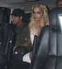 Rob Kardashian and Rita Ora Jay Z and Kanye West's 'Watch The Throne' tour London show after party at DSTRKT London London, England