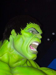 DSCF5348 (august_1956) Tags: waxmuseum madametussauds waxfigure thehulk theincrediblehulk waxstatue