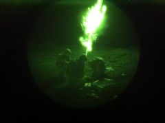 Illumination round (The U.S. Army) Tags: 25thinfantrydivision 2ndbrigadecombatteam