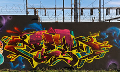 zoer - breaking it down (dug_da_bug) Tags: madrid graffiti spain vv esc zoer vandalvoyeur