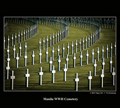 They died for freedom ... Manila WWII Cemetery (nigel_xf) Tags: world friedhof cemetery nikon memorial war philippines wwii memory manila soldiers grabstein nigel soldaten philippinen gedenken d300 weltkrieg nikond300 nigelxf mygearandme vsfototeam flickrstruereflection1 flickrstruereflection2 flickrstruereflection3 flickrstruereflection4 flickrstruereflection5 flickrstruereflection6