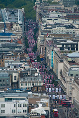 Oxford Street Pomp (MM Photo's) Tags: above park street london jack high flag union ceremony hyde selfridges oxford british niko london2012 pomp 200mm  d5000 mattmalloy mattmalloyphotography