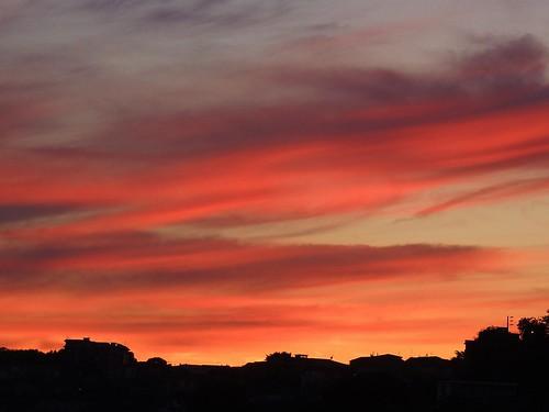 Fire in the sky (LuigiDiLeva)