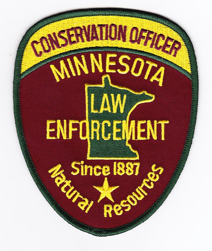 Oos colorado game warden /conservation officer patch   #17444763.