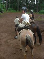 Moorea (horse riding) (Olivier Bruchez) Tags: horse france cheval pacific ab pacificocean moorea oceania frenchpolynesia rpubliquefranaise polynsiefranaise domtom frenchrepublic archipeldelasocit lesduvent