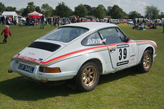 1972 Porsche 911 3.0 Carrera Rally Car (Trigger's Retro Road Tests!) Tags: show classic car june 30 rally 911 porsche vehicle 1972 essex 2012 carrera lawford revival manningtree