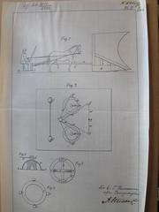Patent fra 1882, sneplov