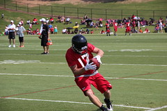 2012 Atlanta Falcons Minicamp - Day 2 (Atlanta_Falcons) Tags: fff minicamp 2012offseason codypearcy atlminicamp atlminicampday2