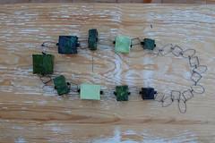 prove catalogo 009 (Basura di Valeria Leonardi) Tags: basura collane polistirolo reciclo cartadiriso riciclo provecatalogo