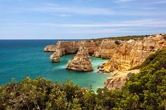 Praia de Marinha (Victor van Dijk (Thanks for 3.5M views!)) Tags: favorite portugal canon faro fave algarve faved victormk1 lagoamunicipality wwwvictorvandijkcom