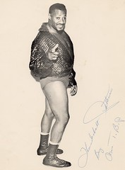 Thunderbolt Patterson (Red Oak Kid) Tags: dallas patterson wrestler thunderbolt sportatorium
