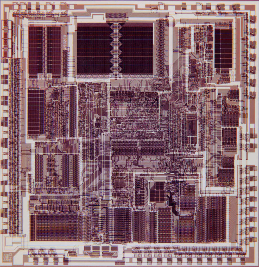 The Worlds Newest Photos Of Ic And Intel Flickr Hive Mind Integrated Circuit4558d Circuitintegrated Circuits 286 Alec Hodges Tags Die Amd Chip Cpu Silicon Circuit