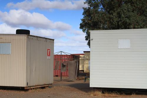 trailer park, Parachilna