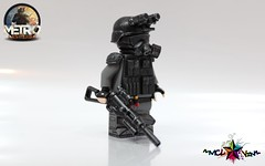 Ranger of The Metro (.mclovin.) Tags: shells cat mask metro badass gas tiny gasmask minifig shotgun sten 2033 tactical 2034 brickarms minifigcat eclipsegrafx
