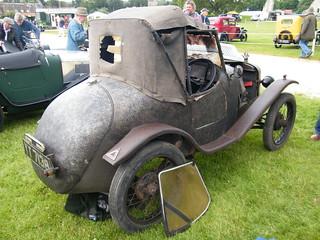 1927 Austin Seven Gordon England Cup 'As found' (3)