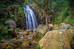 2nd Falls RAW (Thielzy) Tags: nature water creek outdoors waterfall rocks stream
