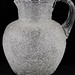 1012. Victorian Clear Overshot Pitcher
