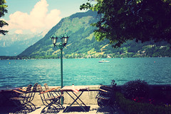 [69-365]    ....  ZELL AM SEE (AbdullaAldosari.) Tags: trees mountain lake mountains tree by clouds buildings table boats austria boat europe all chairs rights zellamsee reserved doha qatar abdulla     aphotography aldosari abdullaaldosari