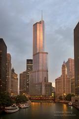Trump International Hotel (eyemanpix) Tags: chicago trumpinternationalhotel thegalaxy mygearandme