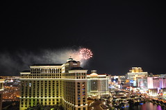 Las Vegas 2012 Summer Fireworks Caesars Palace