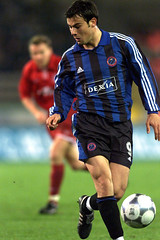 Josip Simic (Club Brugge) Tags: sports sport foot football soccer fcb clubbrugge fcbruges josipsimic