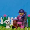 Nobody Hurts My Friends (.:DarkDragon:.) Tags: friends dog lego halo needler brickarms