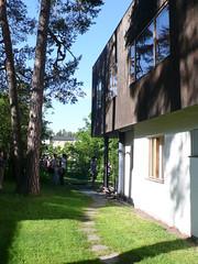 Helsinki - Aalto House (3) (evan.chakroff) Tags: house architecture 1936 finland helsinki aalto evanchakroff chakroff
