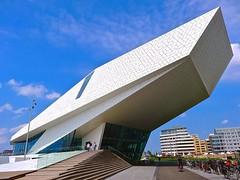 EYE Film Institute Netherlands, Amsterdam (Ken Lee 2010) Tags: building netherlands amsterdam archiref