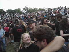 Iron Maiden at DTE   7.18.12 (Lotus Born) Tags: summer outdoors concert michigan detroit ironmaiden 2012 dte pineknob