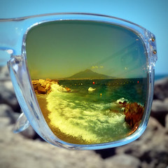 on reflection.......e-spectac(u)-l-(ar)es (jjamv) Tags: travel sunset sea italy sun reflection beach sunglasses clouds volcano glasses mirror sand ruins holidays europe italia tramonto nuvole mare campania estate shades cielo nubes mountvesuvius pompeii napoli naples specs vesuvius olympics sorrento sole vesuvio spectacles goldmedal spiaggia oakley vacanze vulcano sabbia stonebeach sorrentocoast castellammaredistabia thegalaxy montevesuvio 100commentgroup mygearandme jjamv julesvtravel flickrstruereflection2 trueexcellence1 rememberthatmomentlevel4 rememberthatmomentlevel1 flickrsfinestimages1 flickrsfinestimages2 flickrsfinestimages3 rememberthatmomentlevel2 rememberthatmomentlevel3 juliusvloothuis
