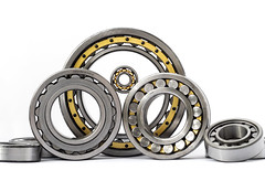 Bearings (TouTouke - Nightfox) Tags: auto motion industry wheel metal closeup glitter train silver ball circle star drive still movement industrial technology steel aircraft ring machinery part chrome transportation technical round roller expressive precision service material conveyor heavy rolling mechanism mechanics racer bearing manufacture scattering accuracy chromed friction