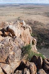pocket outback - oratan rock aq (liam.jon_d) Tags: station rock landscape south australian australia outback sa pastoral southaustralia arid lease lilydale semiarid southaustralian billdoyle oratan lilydalestation oratanrock