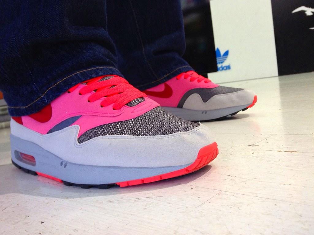 Nike Air Max 1 Master us 6 38.5 Patta Kid Robot clot kanye west