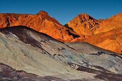 Desert layers (GerryL) Tags: california deathvalley canoneosdigitalrebelxt gerryl canonefs1785mmf456isusm