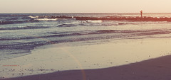 to see the sea (wind of renovatio) Tags: sunset sea seaside lightleak закат море canonefs1022f3545 побережье canon550d windofrenovatio