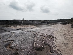 (Ruby L9) Tags: coast landscape rock beach